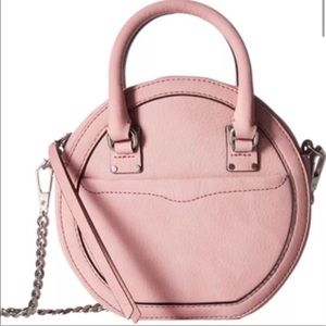 Rebecca Minkoff // Bree Nubock Leather Peony Bag
